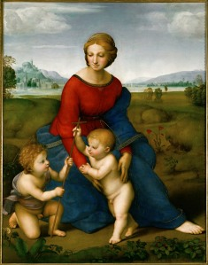 Raphael_Madonna of the Meadow